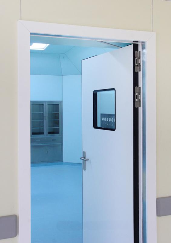 Porta de chumbo radiologia